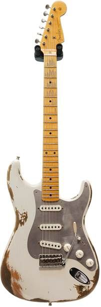Fender Custom Shop Limited El Diablo Heavy Relic Stratocater 55 Desert Tan #CZ531974