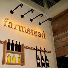 Photo of Farmstead at Long Meadow Ranch - Saint Helena, CA, United States. the newly opened restaurant