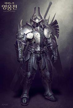 Mabinogi heroes - concept art