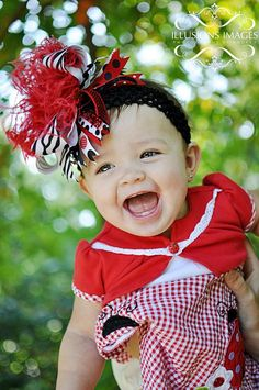Stinkin' cute!!  Girls Over the Top Red White Black and Zebra by IzzyDianesBowtique, $16.99