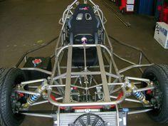 front of reverse trike inside