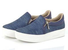 Slip on - Jeans - Tendência - Trend - Ref. 16-13606