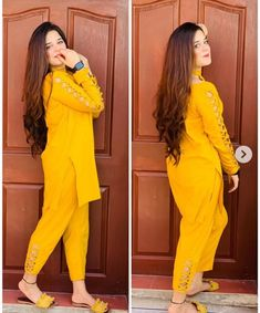 Designer Party Wear Dresses, Kurti Designs Party Wear, Indian Designer Outfits, Party Dresses, Summer Dresses, Stylish Dresses For Girls, Stylish Dress Designs, Casual Dresses, Simple Pakistani Dresses