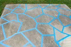 Beau Delightful Decoration Patio Floor Paint Stylish Concrete Ideas Painted  Cement Floors Pics