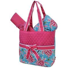 Serape NGIL® Quilted Large Ribbon Tote Bag