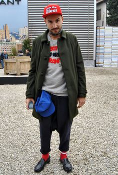 MPDClick, Street Style, Pitti Uomo