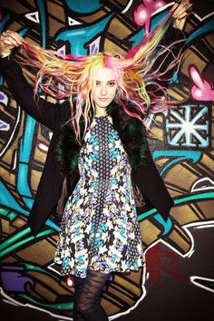 Super Cool Model Chloe NørgaardTells Us About Her Latest, Greatest Campaign With MinkPink