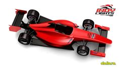 Ecco la Dallara Indy Lights 2015! Finalmente una degna Indy(car)