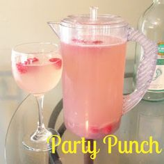Late Nights & Lattes: Party Punch!