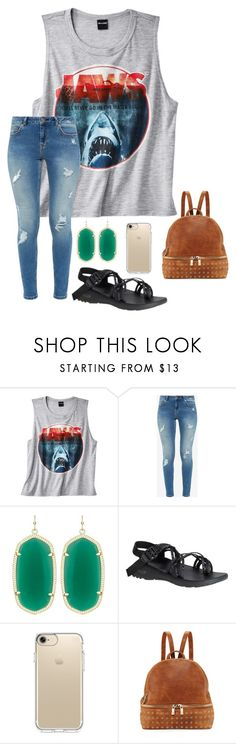 """""""Untitled #316"""" by southern-belle02 ❤ liked on Polyvore featuring Ted Baker, Kendra Scott, Chaco, Speck and Neiman Marcus"""