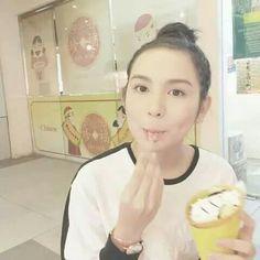 ♡ Pinterest ⇒@KristelMendoza♡ Filipina Beauty, Relationship Goals, Relationships, My Idol, Crushes, Kai, Relationship, Dating, Chicken