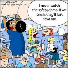 Cartoons from Jetlagged Comic, a cartoon about flight crew life. Created by currently flight attendant Kelly Kincaid. Aviation Quotes, Aviation Humor, Packing Tips For Travel, Budget Travel, Europe Packing, Traveling Europe, Backpacking Europe, Packing Lists, Travel Deals