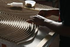 Casa Temperada: Parece de madeira mas é tudo de papelão!!!