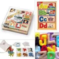 Fun Alphabet Toys For Kids