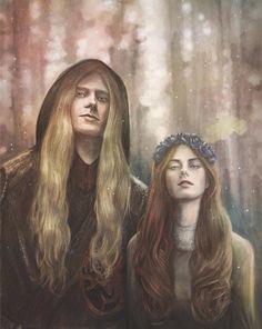 Lyanna and Rhaegar lml