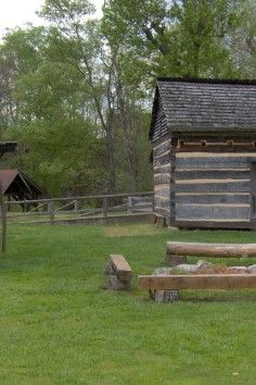 Davy Crockett Birthplace State Park