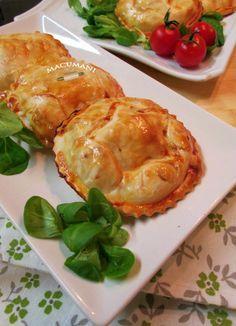 EMPANADILLAS DE LANGOSTINOS | Cocinar en casa es facilisimo.com