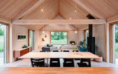 House Aakerudden / MNy Arkitekter – nowoczesna STODOŁA | wnętrza & DESIGN | projekty DOMÓW | dom STODOŁA