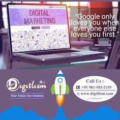 Website Designing Company In Delhi & Digital Marketing Custom Web Design, Graphic Design Services, Branding Agency, Business Branding, Digital Marketing Services, Online Marketing, Responsive Web Design, Love Yourself First, Happy Diwali