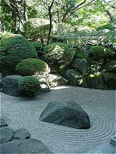 Hokokuji temple in Kamakura  http://www.japanesegardens.jp/gardens/famous/000057.php