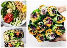 10 Vegan Dishes That'll Actually Fill You Up