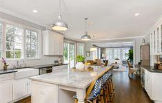 White Kitchen - Little Silver, NJ - Monmouth County #MrNJRealty