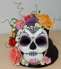 Dia de los Sugar Skull
