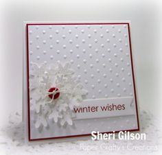 Winter Wishes, RS182 by PaperCrafty - Cards and Paper Crafts at Splitcoaststampers