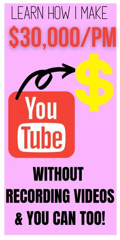 Grab a seat and watch how this successful Youtuber makes 6 figures by posting simple videos that anybody without any experience with video or youtube can be successful at #youtube#youtuber#makemoneywithyoutuber#makemoneyonline#makemoney#youtubevideos#vimeo#mattpar Ticket Resale, Dancing Duck, Some Love Quotes, Happy Birthday Kids, Hip Pain, Aaron Rodgers, Pink Balloons, Geometric Logo, Cmos Sensor
