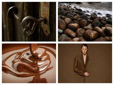 Painel de inspiração + Marrons | Andrea Velame Blog