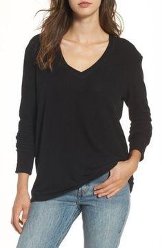 Shop Now - >  https://api.shopstyle.com/action/apiVisitRetailer?id=662975709&pid=uid6996-25233114-59 Women's Bp. V-Neck Sweater  ...