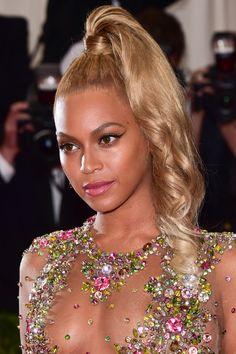 Beyonce - Met Ball 2015: Beauty Round Up | Harper's Bazaar