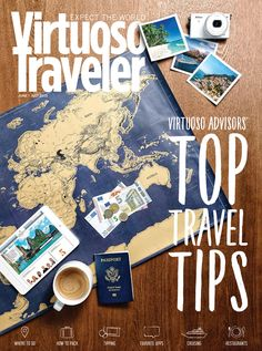 Good advice is worth its weight in gold. Check it out in the June 2015 Virtuoso Traveler - Virtuoso Advisors' Top Travel Tips. Passport Travel, You Are The World, Travel Magazines, Travel And Leisure, Trip Advisor, Travel Advisor, Luxury Travel, Vacation Trips, Travel Guide