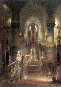 La Salomé de Gustave Moreau (1884)