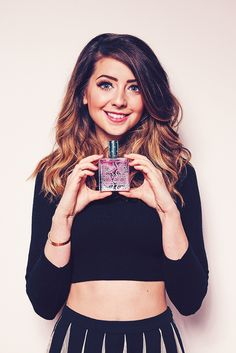 We are seriously excited for #Zoella's new #TuttiFruity #ZoellaBeauty collection! Sign up to get it first here: http://bit.ly/1eekO21