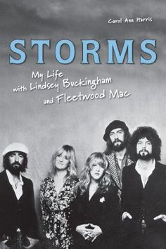 A consummate insider as the girlfriend of Lindsey Buckingham, Fleetwood Mac singer and guitarist, Carol Ann Harris leads fans into the very heart of the bands storms between 1976 and 1984. From intera