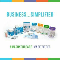 With R+F,wash your face, talk about it, get paid, help others, and have tax write offs!! Whew!!  jkudelka.myrandf.com