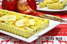 Mi Recetario por Elena Pilar: Tarta salada de camembert, cebolla caramelizada y ...
