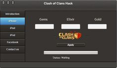 Looking for a working Clash of Clans hack? You came to the r