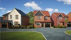 New Build Homes in Penwortham