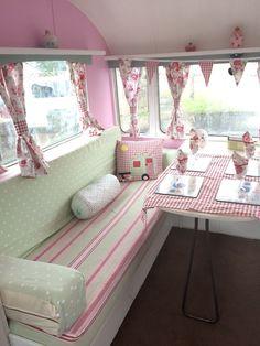 Vintage 'Shabby Chic' Caravan in Cars, Motorcycles & Vehicles, Campers, Caravans & Motorhomes, Caravans | eBay