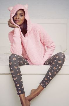 Enter into my albums and let your heart to relax for a moment ♥ PIN ♛ PIN ❥ ✿ڿڰۣ(̆̃̃ ❤ Cute Pajamas, Pajamas Women, Outfits For Teens, Cute Outfits, Love Fashion, Fashion Outfits, Fashion Clothes, Winter Fashion, Womens Pjs