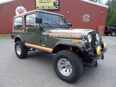 Jeep Cj, Jeep Renegade, Texaco, Cars For Sale, Monster Trucks, Vehicles, Cars For Sell, Car, Vehicle