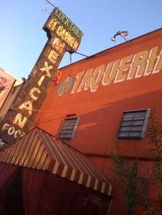El Carmen | LA - West Hollywood. My favorite tequila bar!