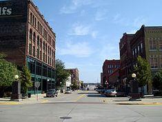 Sioux City, Iowa - Wikipedia, the free encyclopedia