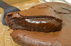 fondant au chocolat préparé en 1 minute