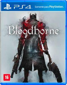 Jogo Bloodborne para PS4 << R$ 5271 >>