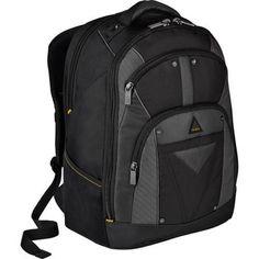 "[ TARGUS ] Conquer Laptop Backpack Comportable Black Business Bag 16""-TSB214AP"