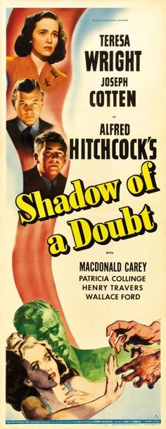 1943 Shadow Of A Doubt