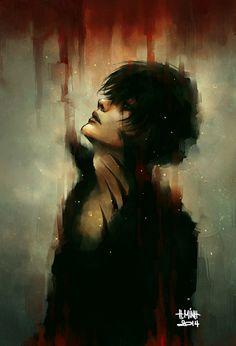 pain is my addiction by NanFe.deviantart.com on @deviantART